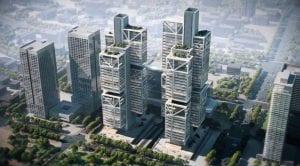 New DJI headquarters