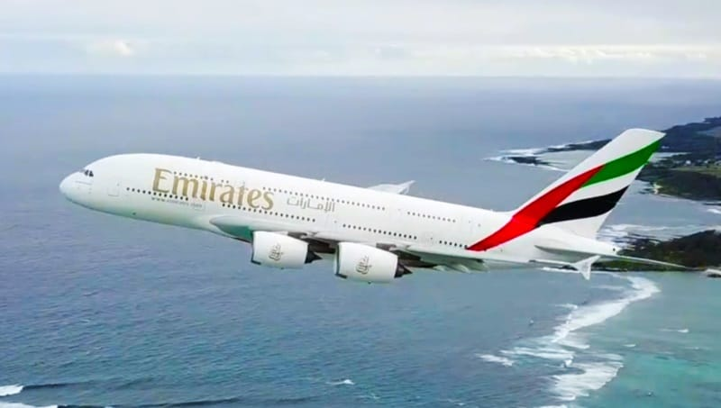 AirBus A380 Drone Video