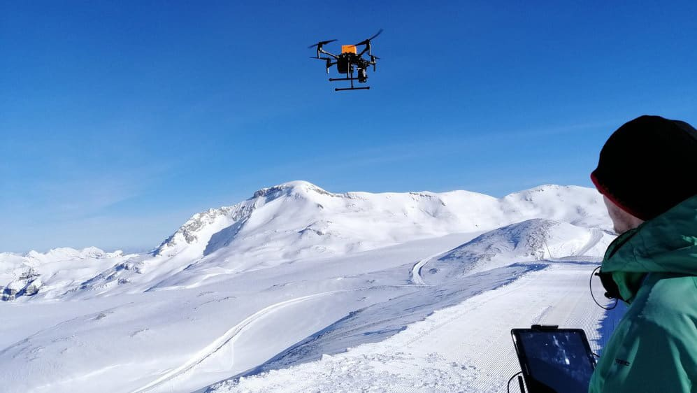 drone-flying-on-high-altitude