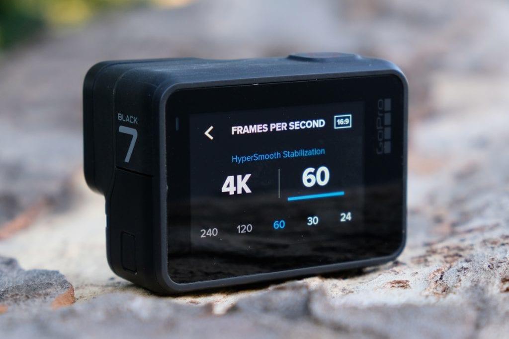 GoPro Hero 7 Black Touchscreen