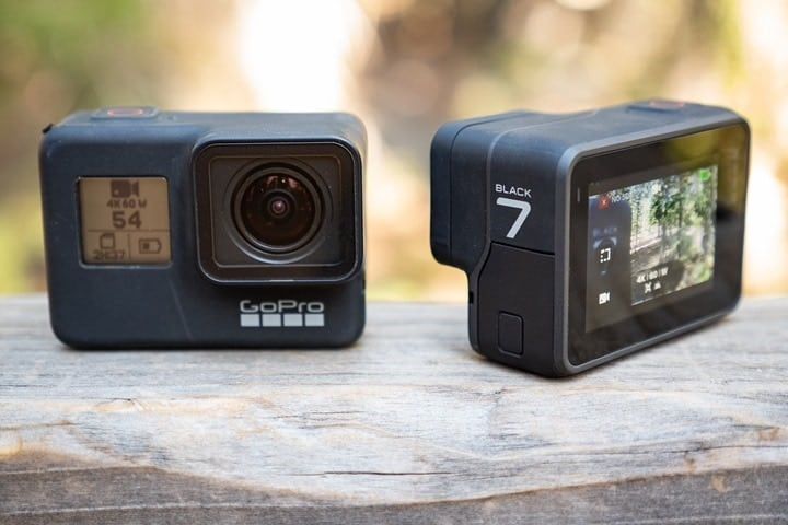gopro user interface