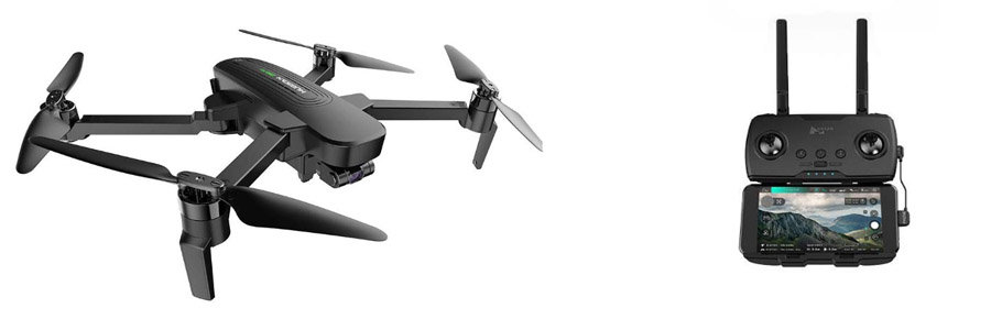 Hubsan Zino drone with Transmitter