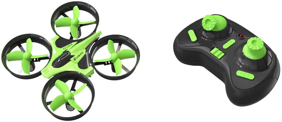 Green Eachine E010C RTF