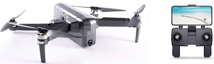 Ruko F11 drone with FPV screen