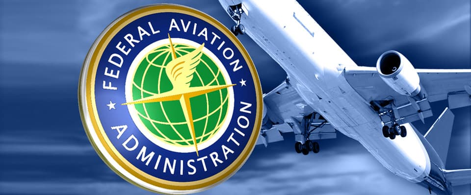 Federal Aviation Agency logo