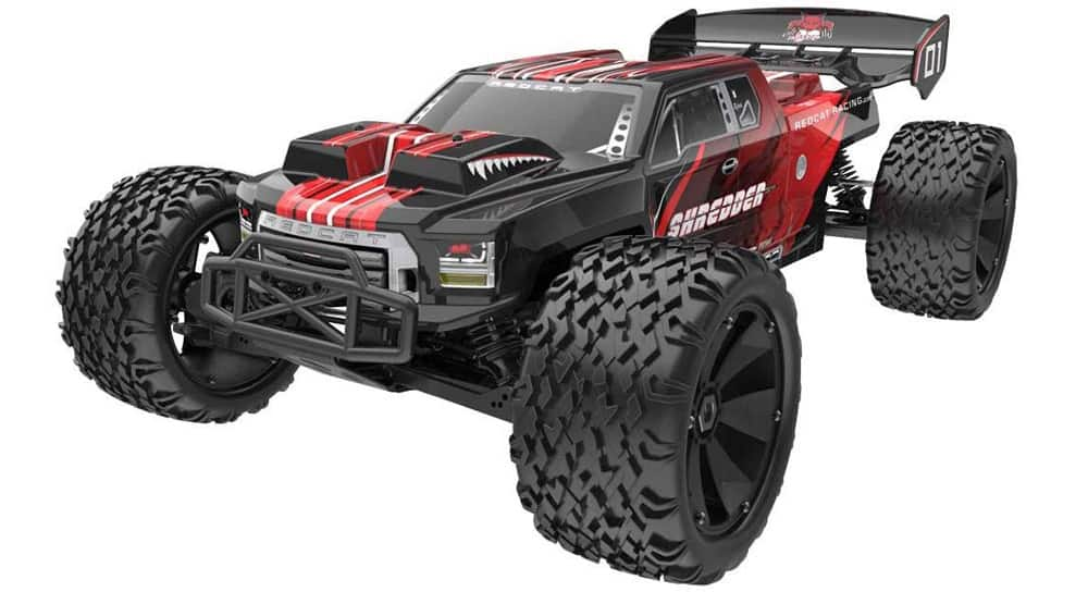 Redcat Racing Shredder rc truck