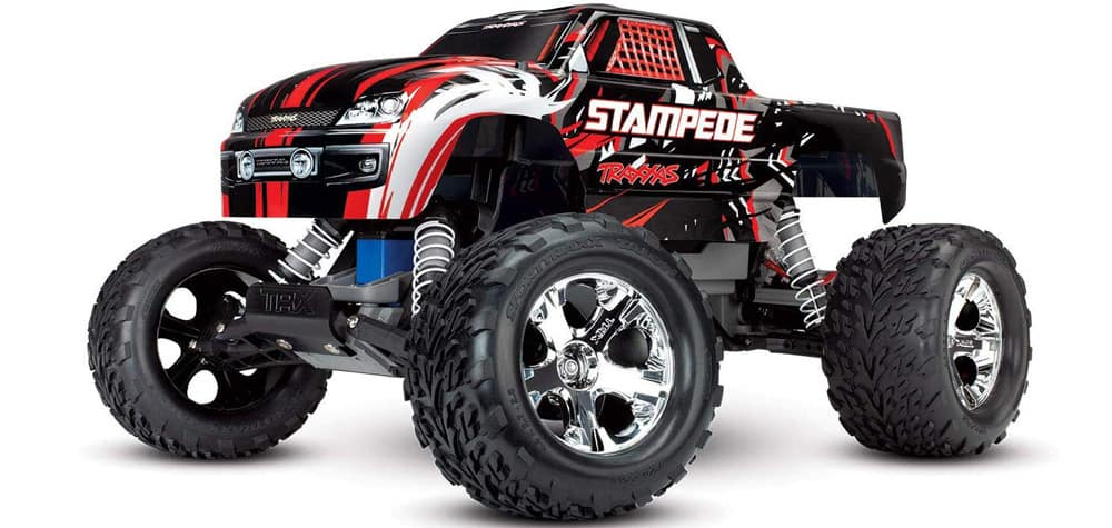 traxxas stampede rc truck