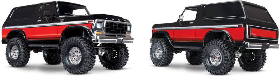 Ford-Bronco RC Truck