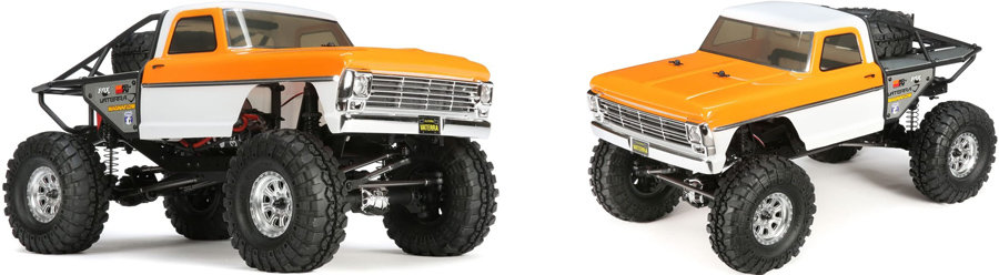 Ford F 100 RC Truck
