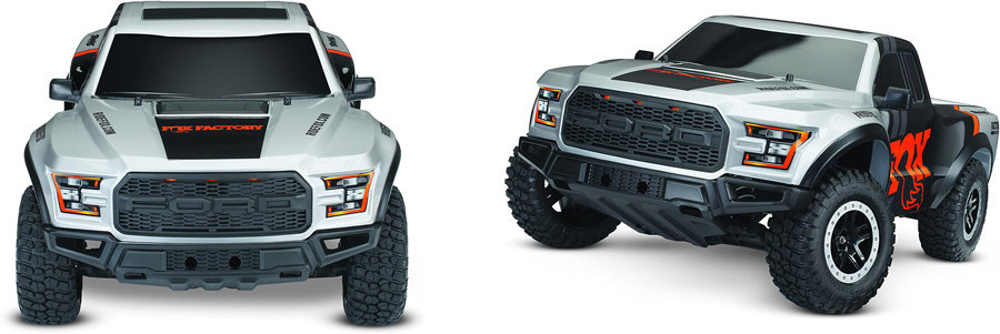 Ford-F-150 RC Truck