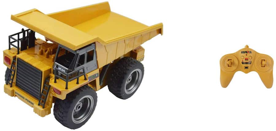 Blomiky RC dump truck