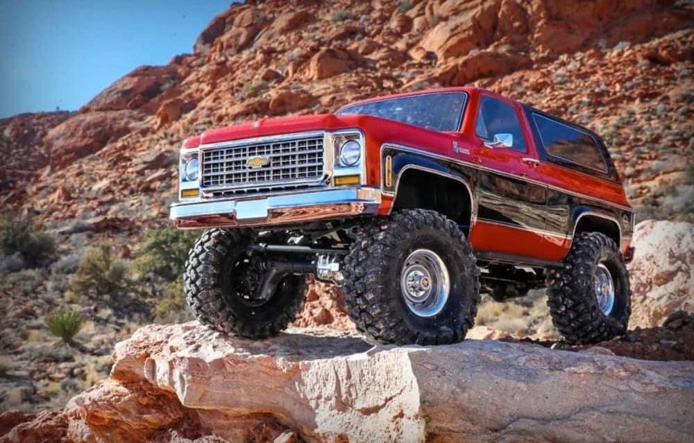 Best Chevy RC Trucks