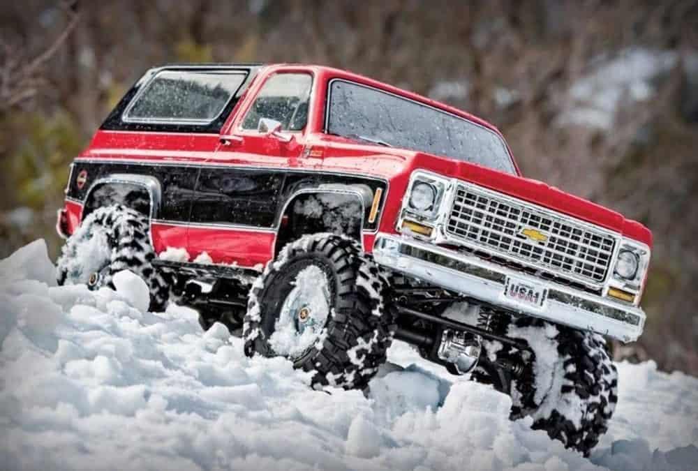 Chevy RC Trucks 2020
